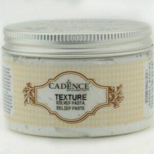 Cadence Textuur Reliëf Pasta Wit 01 147 0001 0150 / 150 ml