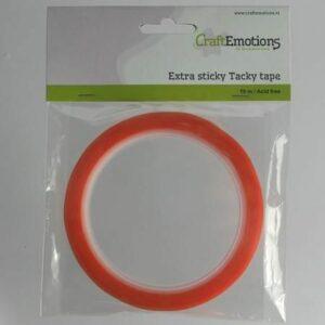 CraftEmotions Sticky Tape 9mm 119491/3189