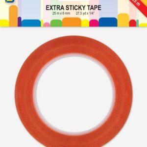 JEJE Produkt Extra Sticky Tape XL 6mm (3.3187)