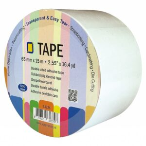 JEJE Produkt Double Sided Adhesive Tape 65 mm (3.3225)