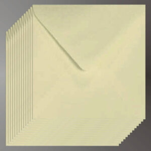 Le Suh Enveloppen Wit 14x14cm
