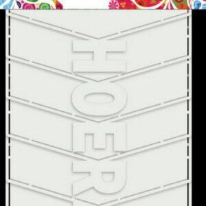 Dutch Doobadoo Dutch Card Art Hoera Album 6pcs (NL) 470.713.857
