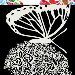 Dutch Doobadoo Dutch Mask Art Butterfly 470.715.170