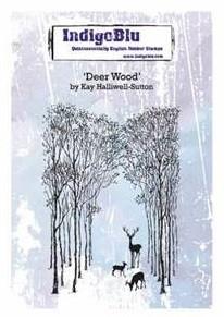 IndigoBlu Deer Wood IND0378