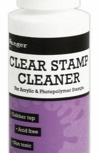 Ranger Clear stamp cleaner INK23548