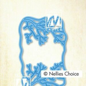 Nellie's Choice Layered Combi Dies (Layer A) LCDPA001