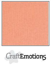 CraftEmotions linnenkarton 10 vel zalm LHC-43 /A4/ 250gr