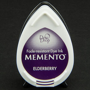 Memento Dew Drop inktkussen Elderberry MD-000-507