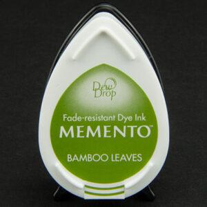 Memento Dew Drop inktkussen Bamboo Leaves MD-000-707