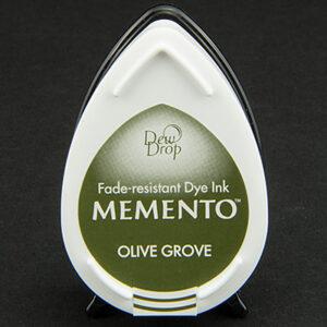 Memento Dew Drop inktkussen Olive Grove MD-000-708