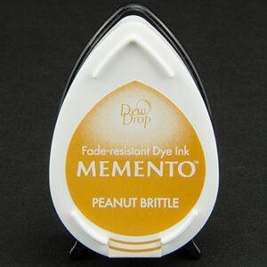 Memento Dew Drop inktkussen Peanut Brittle MD-000-802