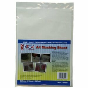 Stix2 Masking Sheet 1xA4 S57268