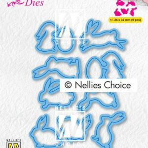 Nellies Choice Shape Die - Hazen 2 SD187