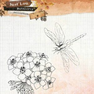 Studio Light Clear Stamp Butterfly Collection nr.15 STAMPJL15