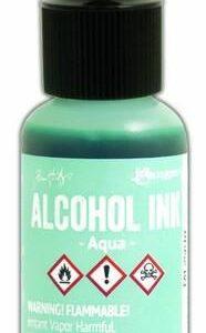 Ranger Alcohol Ink 15 ml - aqua TAL25610 Tim Holz
