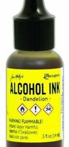 Ranger Alcohol Ink 15 ml - dandelion TAL59424 Tim Holz