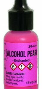 Ranger Alcohol Ink Pearl 15 ml - Enchanted TAN65081 Tim Holtz