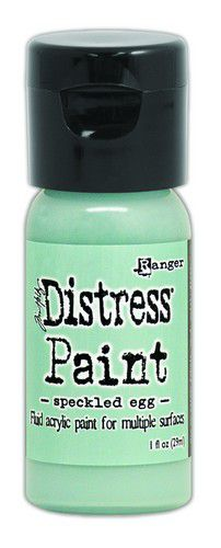 Distress Paint Flip Cap Bottle - Speckled Egg TDF72560