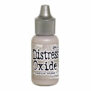 Ranger Distress Oxide Re- Inker 14 ml - Pumice Stone TDR57246 Tim Holtz