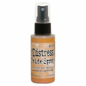 Ranger Distress Oxide Spray - Dried Marigold TSO67658 Tim Holtz
