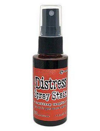 Distress Spray Stain - Crackling Campfire TSS72348