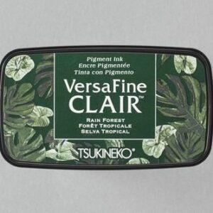 Versafine Clair inktkussen Rain Forest VF-CLA-551