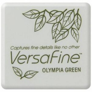 Versafine Mini inktkussen Olympia green VF-SML-061