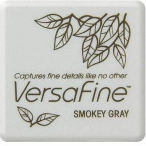 Versafine Mini inktkussen Smokey grey VF-SML-083