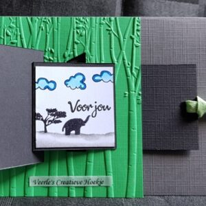 CraftEmotions clearstamps A6 - Savanne 1 Carla Creaties