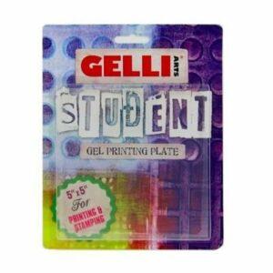 Gelli Arts - Gel Printing Plate 12.7x12.7cm 5X5 inch