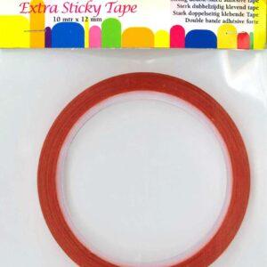 Extra Sticky Tape 12 mm (3.3180)