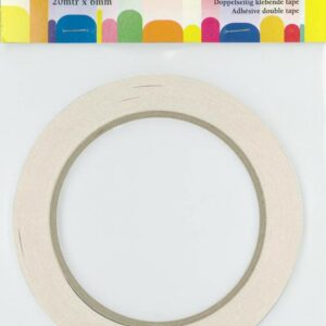 JEJE Produkt Double Sided Adhesive Tape 6 mm (3.3190)