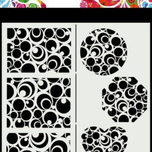 Dutch Doobadoo Mask Art Slimline Cirkels 470.715.825