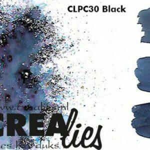 Crealies Pigment Colorzz Poeder Zwart CLPC30