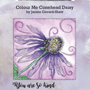 IndigoBlu Colour Me Conehead Daisy IND0749