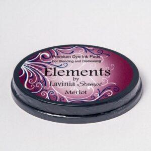 Lavinia Elements - Premium Dye Ink – Merlot LSE-02