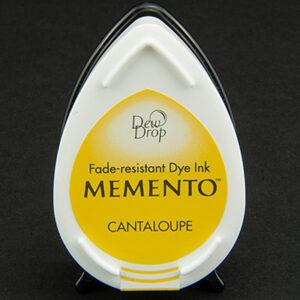 Memento Dew Drop inktkussen Cantaloupe MD-000-103