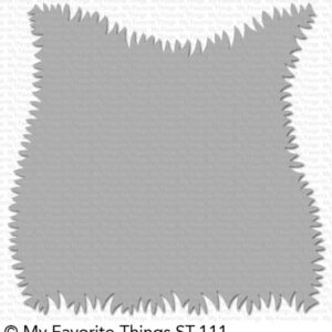 My Favorite Things Stencil Grassy Edges (ST-111)