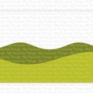 My Favorite Things Slimline Drifts & Hills Stencil (ST-150)