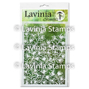 Lavinia Stencil Flourish ST005