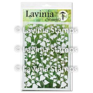 Lavinia Stencil Ivy ST007