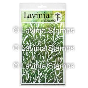 Lavinia Stencil Flora ST015