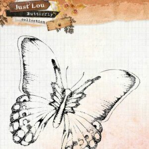 Studio Light Clear Stamp Butterfly Collection nr.14 STAMPJL14