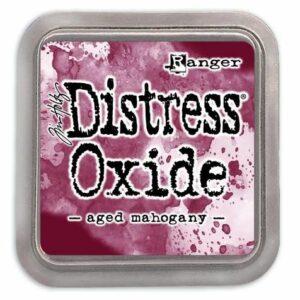 Ranger Distress Oxide - aged mahogany TDO55785 Tim Holtz