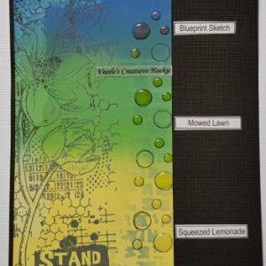 Ranger Distress Oxide - blueprint sketch TDO55822 Tim Holtz