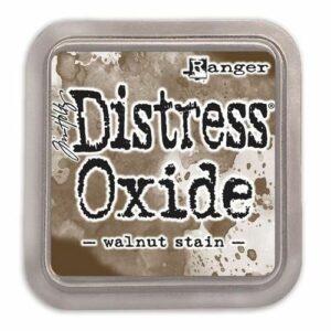 Ranger Distress Oxide - walnut stain TDO56324 Tim Holtz