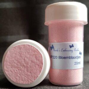Veerle's embossing poeder Bloemblaadjes VP220 - 20 ml