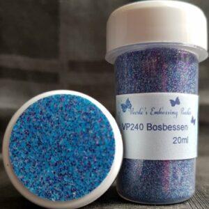 Veerle's embossing poeder Bosbessen VP240 - 20 ml