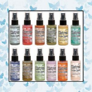 Oxide Sprays