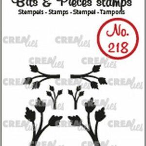 Crealies Bits & Pieces Mini blaadjes 11 CLBP218